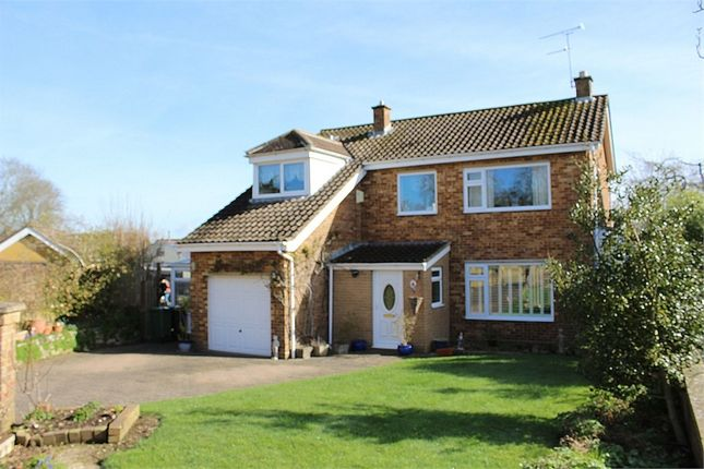 Thumbnail Detached house for sale in Arnewood Gardens, Yeovil, Somerset