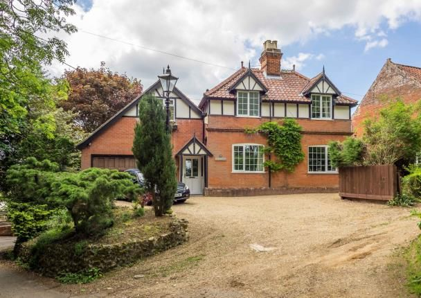 Thumbnail Detached house for sale in Belaugh, Norwich, Norfolk