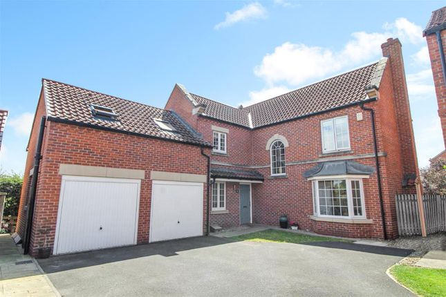 Thumbnail Detached house for sale in Lochranza Road, Thirsk