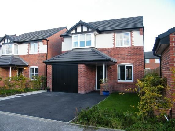 Detached house for sale in Wells Avenue, Lostock Gralam, Northwich, Cheshire