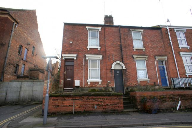 Thumbnail Shared accommodation to rent in Derwent Court, Macklin Street, Derby