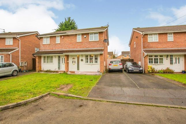 Thumbnail Property to rent in Glenrise Close, St. Mellons, Cardiff
