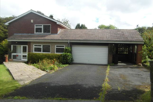 Thumbnail Detached house to rent in High View, Ponteland, Newcastle Upon Tyne