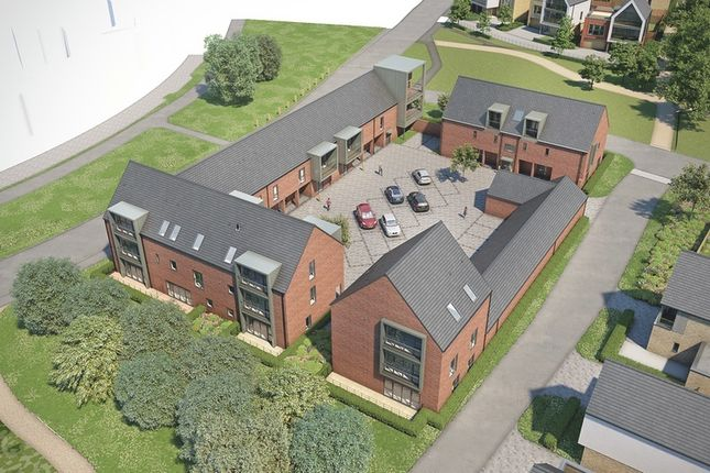 Thumbnail Flat for sale in Beaulieu Chase, Centenary Way, Off White Hart Lane, Chelmsford, Essex