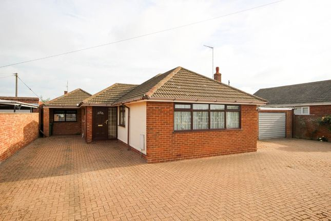 Thumbnail Detached bungalow for sale in Second Avenue, Caister-On-Sea, Great Yarmouth