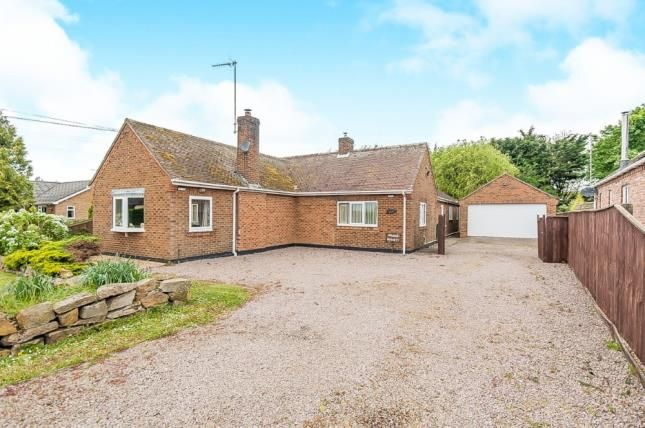 Thumbnail Bungalow for sale in Marshland St. James, Wisbech, Norfolk