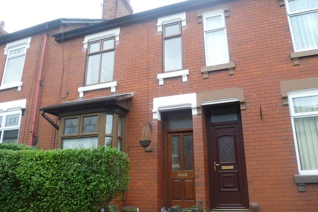 Thumbnail Terraced house to rent in Well Street, Biddulph, Staffordshire