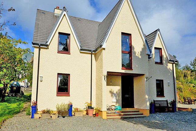 Thumbnail Detached house for sale in Braeside House, Viewmount Drive, Tobermory