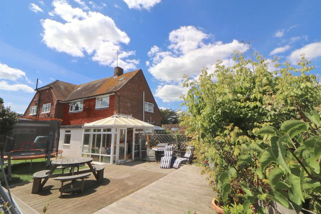 Thumbnail Semi-detached house for sale in Mill Close, Polegate, East Sussex