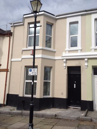 Thumbnail Town house to rent in Mildmay Street, Mutley, Plymouth