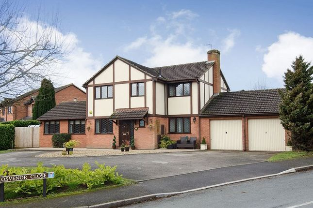 Thumbnail Detached house for sale in Quarry Hills Lane, Lichfield
