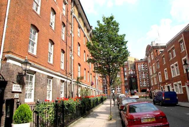 Exterior of Tavistock Street, Covent Garden WC2E