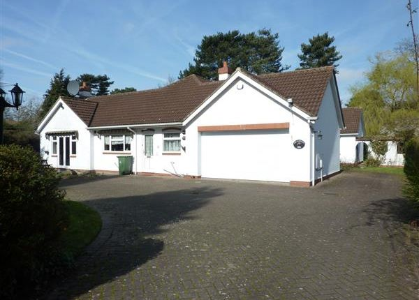 Thumbnail Detached bungalow for sale in Humberston Avenue, Humberston, Grimsby