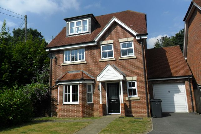 Thumbnail Detached house to rent in Royal Drive, Bordon