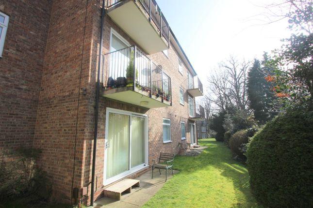 Thumbnail Flat for sale in Westcliffe Court, West End, Darlington