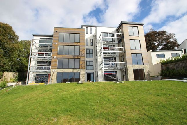 Thumbnail Flat for sale in Hartley Road, Hartley, Plymouth
