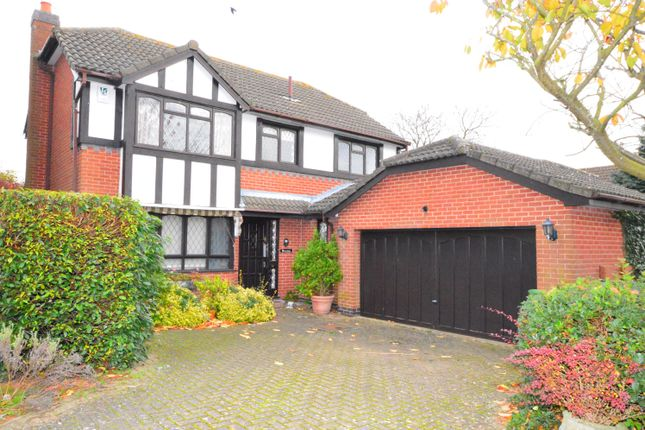 Front Elevation of Greenway, Kibworth Beauchamp, Leicester LE8