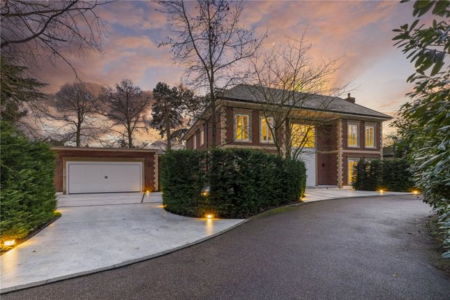 Thumbnail Detached house for sale in Telegraph Cottage, Warren Road, Kingston Upon Thames