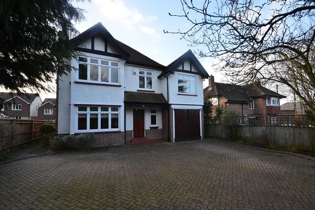 Thumbnail Detached house to rent in The Drive, Ickenham
