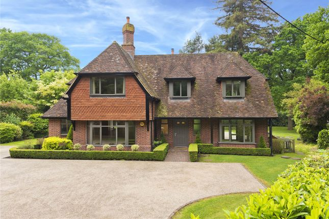 Detached house to rent in Redhill Road, Cobham, Surrey
