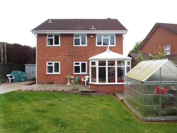 5 bed detached house for sale in Rosehall Close, Redditch, Worcestershire