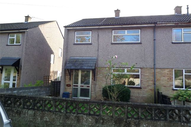 Thumbnail Semi-detached house to rent in Byron Place, Caldicot, Monmouthshire