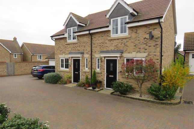 2 bed semi-detached house for sale in Middle Ground, St. Neots