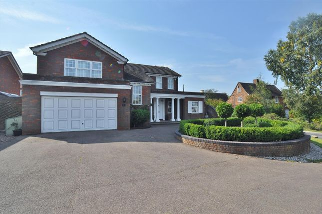 Thumbnail Detached house for sale in St. Marys Place, Meppershall, Shefford