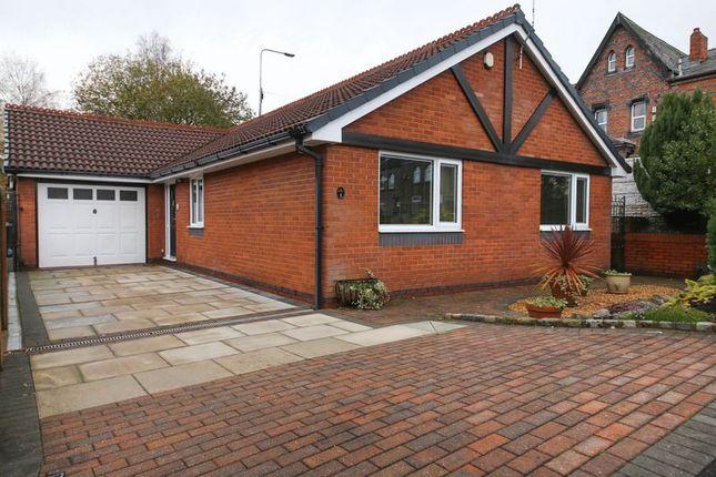 Thumbnail Detached bungalow for sale in Inglewood Court, Pemberton, Wigan