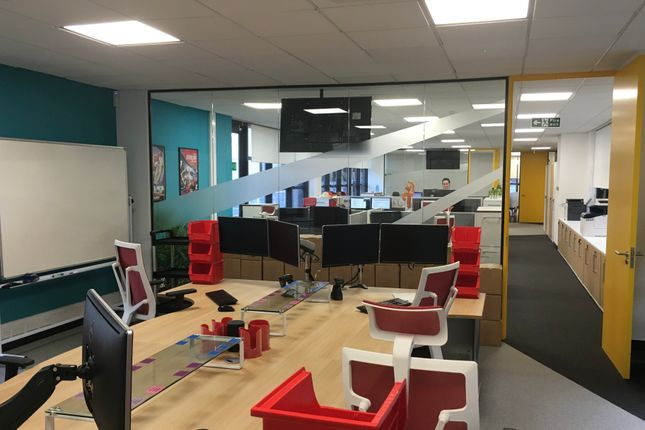 Thumbnail Office to let in Beaufort Court, Suite 31, Admirals Way, London