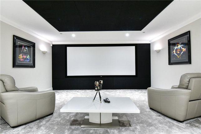 Cinema of Heath Rise, Camberley, Surrey GU15