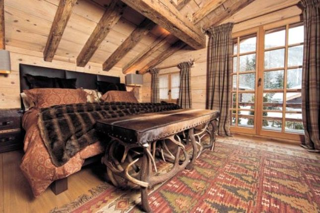 Thumbnail Detached house for sale in Stunning Luxury Chalet, Argentière, 5 Bedrooms, Luxury., Chamonix