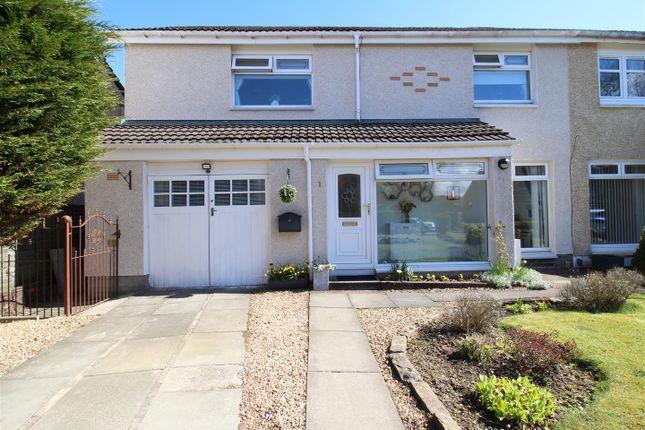 Thumbnail Semi-detached bungalow for sale in Selkirk Way, Coatbridge