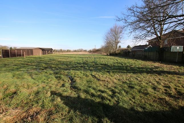 Thumbnail Land for sale in Hargham Road, Shropham, Attleborough
