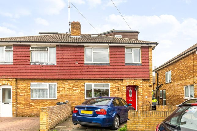 Thumbnail Property for sale in The Gardens, Bedfont