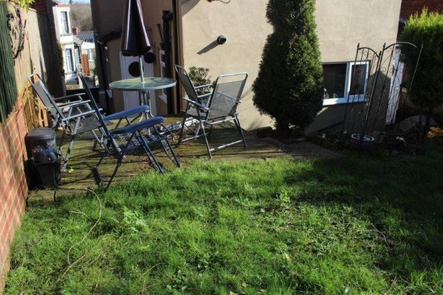 Outside of Bagshaw Street, Pleasley, Mansfield NG19
