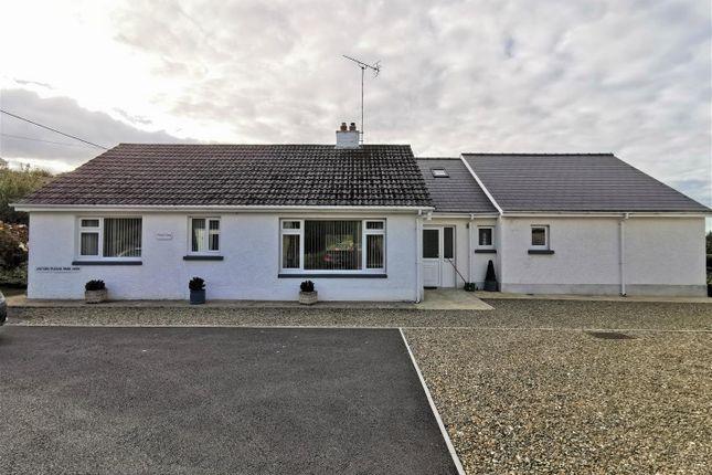Thumbnail Detached bungalow for sale in Awel Deg, Goat Street, Newport