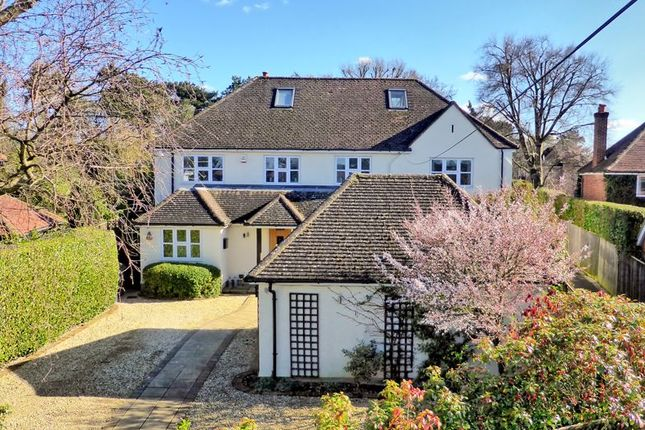 Thumbnail Detached house for sale in Stylecroft Road, Chalfont St. Giles