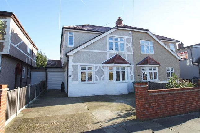 Thumbnail Property for sale in Elmcroft Avenue, Sidcup, Kent