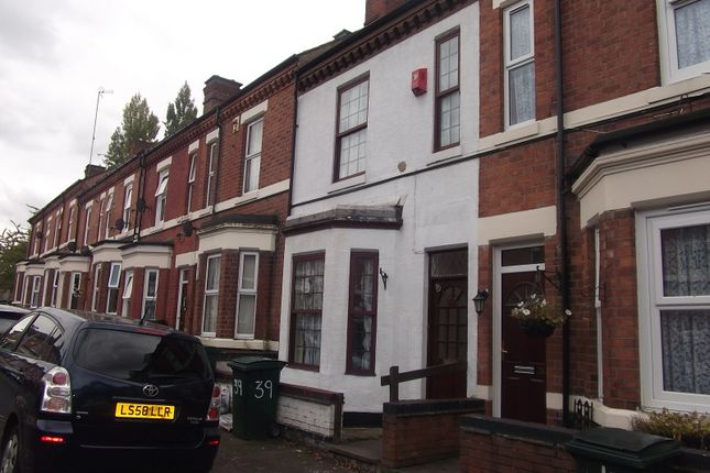 Thumbnail Room to rent in Starley Road, Coventry