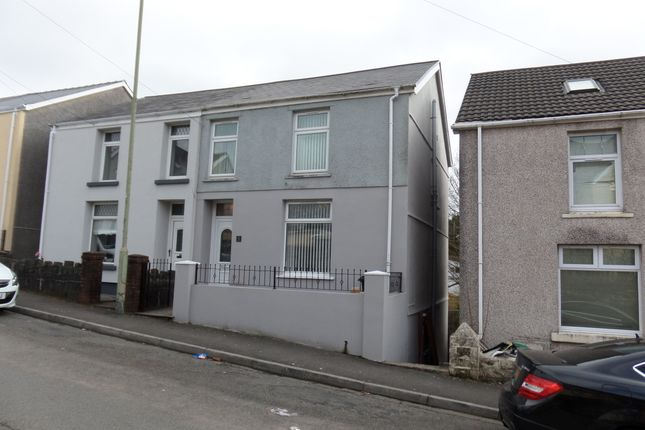 Thumbnail Semi-detached house for sale in Gwaelodygarth, Merthyr Tydfil