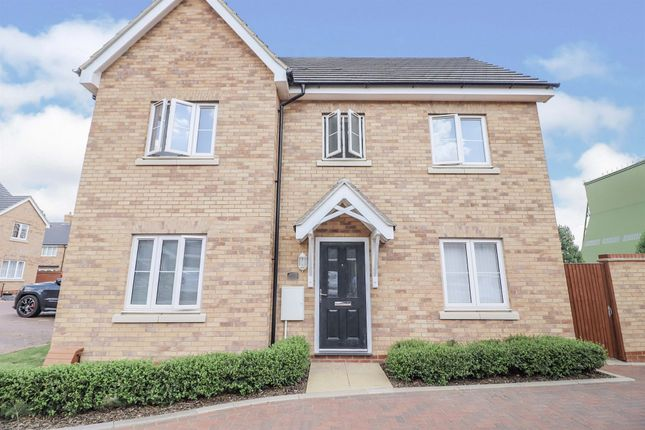 3 bed end terrace house for sale in Megginson Way, Shortstown, Bedford MK42