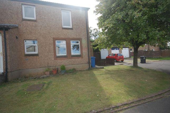 Thumbnail Terraced house for sale in 127 Castle Crescent, East Calder
