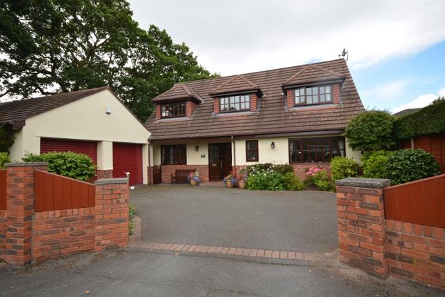 Thumbnail Detached house for sale in 2A Kingsway, Gayton, Wirral