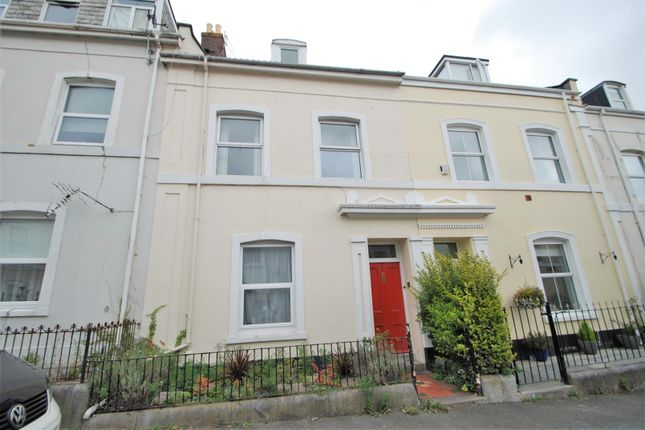 Thumbnail Maisonette to rent in Park Street, Stoke, Plymouth