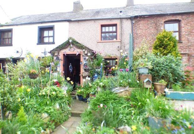Thumbnail Terraced house for sale in Main Street, Ravenglass, Cumbria
