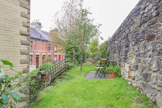 Garden of Owl Cottage, Starkholmes Road, Starkholmes, Matlock DE4