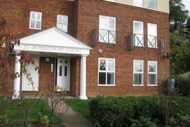 1 bed flat to rent in Prestbury Court, Exwick, Exeter