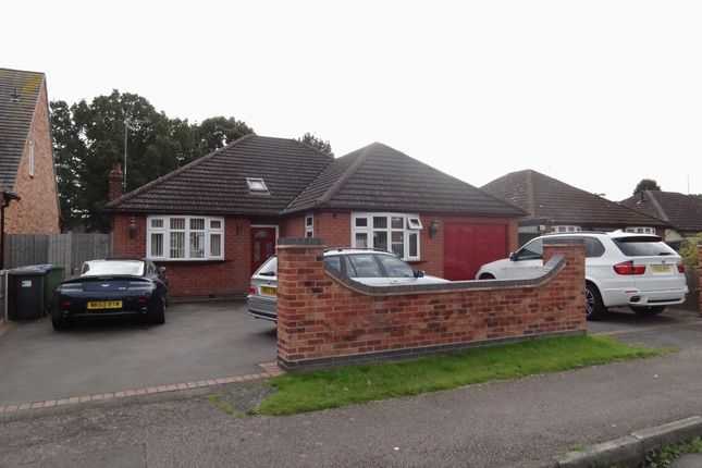Thumbnail Bungalow for sale in Heather Road, Binley Woods, Coventry