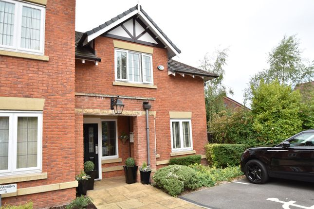 Thumbnail Flat for sale in Orchard Court, Bury